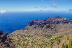 El Santo, La Gomera, Canary, Spain Royalty Free Stock Photos