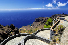 EL Santo, La Gomera, Kanarienvogel, Spanien stockbilder