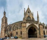 El santo-Samson de la catedral en Dol-de-Bretaña imagen de archivo libre de regalías