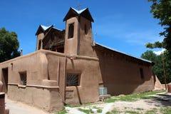 EL Santuario de Chimayo Fotografia de Stock Royalty Free