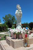 El Santuario de Chimayo Stock Image
