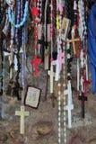 El Santuario de Chimayo Stock Photo
