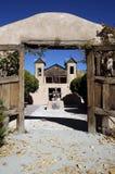 El Santuario de Chimayo Shrine Royalty Free Stock Images