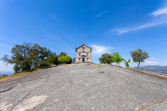El santuario de Nossa Senhora hace Pilar Fotos de archivo