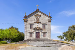 El santuario de Nossa Senhora hace Pilar Foto de archivo
