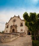 El santuario de Nostre Senyora Fotos de archivo libres de regalías