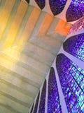 El Santuario Dom Bosco Fotos de archivo