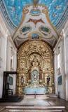 El sao Luis de la iglesia del SE hace Maranhao el Brasil Fotografía de archivo libre de regalías