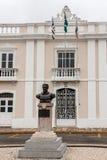 El sao Luis del palacio de Leoes hace Maranhao el Brasil Foto de archivo