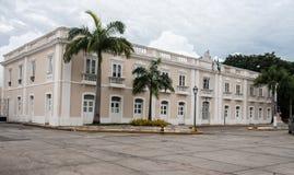 El sao Luis del palacio de Leoes hace Maranhao el Brasil Fotos de archivo libres de regalías
