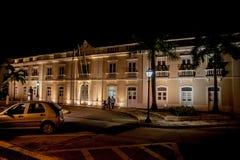 El sao Luis del palacio de Leoes hace Maranhao el Brasil Foto de archivo libre de regalías