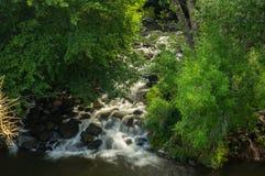 El Sedona hermoso y diverso Arizona Fotos de archivo