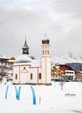 El Seekirchl en Seefeld Fotos de archivo libres de regalías