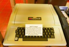 El segundo Apple Computer Imagenes de archivo