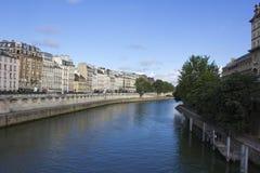El Seine foto de archivo libre de regalías