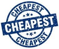 El sello más barato libre illustration