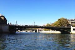 El Sena - París - Francia Fotografía de archivo