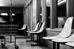 El sentarse solamente Foto de archivo libre de regalías