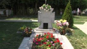 El sepulcro de Vanga en Rupite, Bulgaria