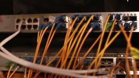 El servidor para Internet almacen de video