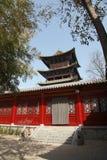 El Shaolin Temple Foto de archivo libre de regalías