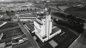 El silo de Almagro, Ciudad Real Royalty Free Stock Photo