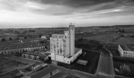 El silo de Almagro, Ciudad Real Stock Photography