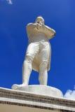 El sir raffles la estatua Singapur Imagen de archivo libre de regalías