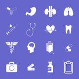 El sistema de la medicina Imágenes de archivo libres de regalías