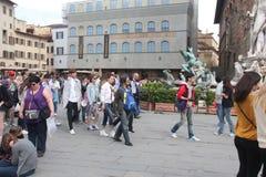 El sistema de la realidad de Florencia de China era es nosotros que iban, papá Foto de archivo libre de regalías