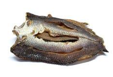 El snakehead secado pesca - especialidad vietnamita imagen de archivo