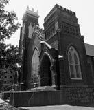 El socio de la colina del arsenal reformó la iglesia presbiteriana situada en Columbia, SC Imagen de archivo libre de regalías