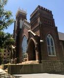 El socio de la colina del arsenal reformó la iglesia presbiteriana situada en Columbia, SC Imagen de archivo