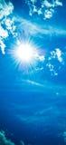 El sol Fotos de archivo