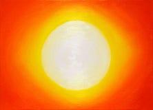 El sol Imagen de archivo libre de regalías