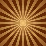 El sol amarillo claro abstracto irradia el fondo Ilustración EPS 10 del vector libre illustration