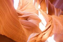 El sol de Arizona enciende a la princesa para arriba Imagen de archivo libre de regalías
