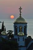El sol de la mañana Fotos de archivo