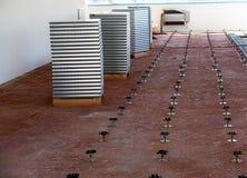 El solar en curso Foto de archivo libre de regalías