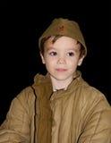 El soldado Foto de archivo libre de regalías