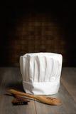 El sombrero del cocinero Imagen de archivo libre de regalías