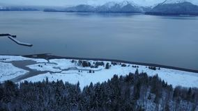 El soporte Alice Bowl de Alaska metrajes