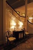 El soporte Washington Hotel, Bretton Woods, los E.E.U.U. Imagen de archivo