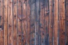 El sorprender de madera de la textura de la naturaleza del fondo de madera de madera de la cerca Imagenes de archivo