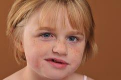 El Special necesita a la muchacha Foto de archivo libre de regalías