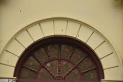 El St marca la catedral, Bangalore, Karnataka fotografía de archivo