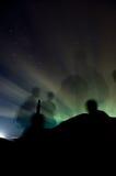 El Stargazing Fotos de archivo