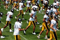 El Steelers Fotografía de archivo