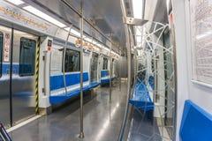 El subterráneo de Pekín Foto de archivo libre de regalías