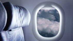 El sueño del vuelo libre ilustración del vector